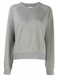 Closed crew neck sweatshirt - Grey