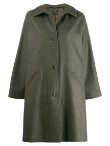 A.P.C. button up coat - Green