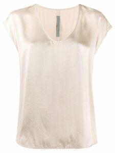 Raquel Allegra shell shirt - NEUTRALS