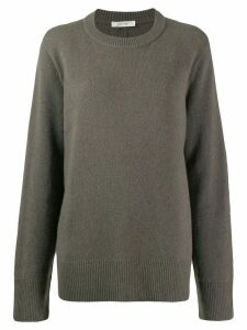 The Row knitted jumper - Grey