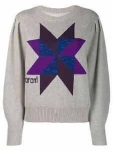 Isabel Marant Étoile Kyall sweater - Grey