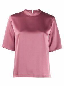 Nanushka Kaden blouse - PINK