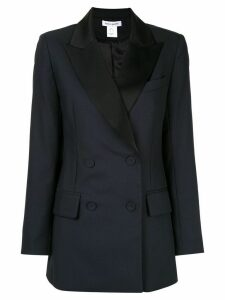 Bianca Spender double breasted blazer - Black