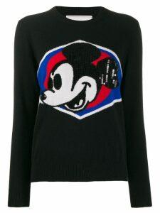 Iceberg Mickey knit jumper - Black