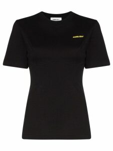 Ambush logo print T-shirt - Black