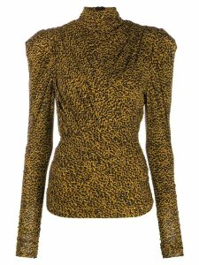 Isabel Marant Jalford blouse - Yellow
