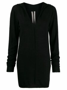 Rick Owens long length jumper - Black