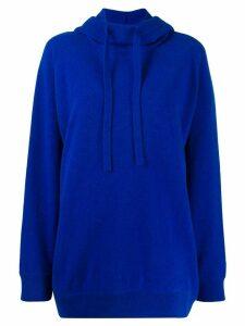 MRZ drawstring hoodie - Blue