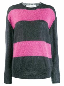 IRO striped jumper - PINK