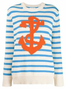 Chinti & Parker anchor sweater - NEUTRALS