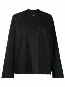 Sofie D'hoore oversized placket shirt - Black