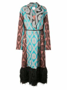 Cinq A Sept Phoebe coat - Blue