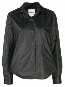 Aspesi lightweight shirt jacket - Black