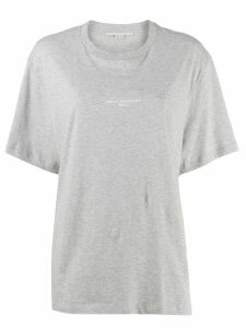 Stella McCartney 2001 logo T-shirt - Grey