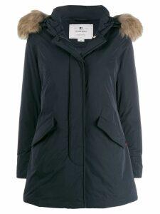 Woolrich luxury Arctic parka - Blue