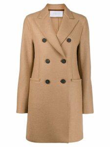 Harris Wharf London double buttoned coat - Neutrals