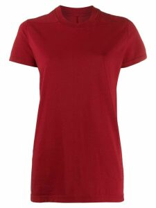 Rick Owens DRKSHDW basic T-shirt - Red