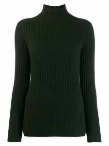 Iris Von Arnim turtle-neck fitted sweater - Green