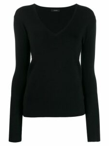 Joseph knitted top - Black