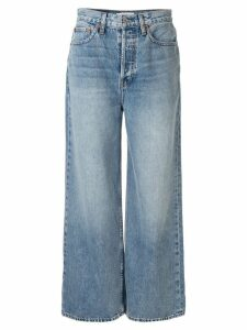 Re/Done 60s Extreme wide-leg jeans - Blue