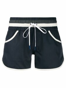 Perfect Moment Resort swimming shorts - Blue