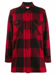 Woolrich checked pattern shirt - Black