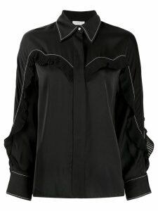 Sandro Paris Rafi blouse - Black