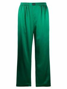 Balenciaga Pajama pants - Green
