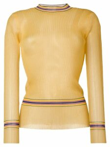 Henrik Vibskov Lollo sweater - Yellow