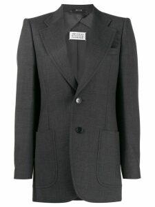 Maison Margiela structured jacket - Grey