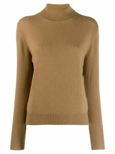 Nili Lotan roll neck sweater - NEUTRALS