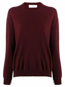 Pringle of Scotland cashmere relaxed fit jumper - Red