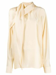 Rejina Pyo Ira blouse - NEUTRALS