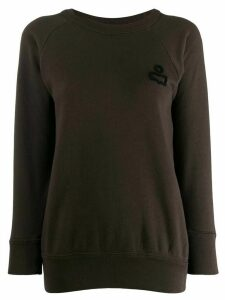 Isabel Marant Étoile Romer sweatshirt - Black