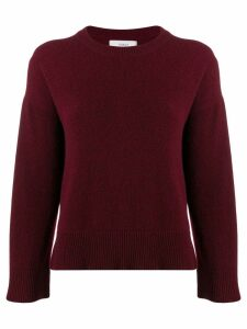 Pringle Of Scotland slim-fit cashmere sweater - Red