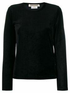 Comme Des Garçons long sleeved jumper - Black