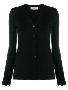 Pringle of Scotland slim-fit knit cardigan - Black