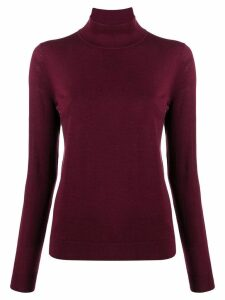Pringle of Scotland slim-fit knit sweater - Red