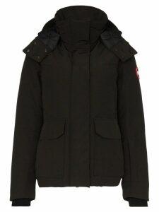 Canada Goose Blakely hooded parka - Black