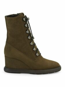 Campbell Wedge Boots