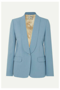 Paul & Joe - Crepe Blazer - Blue