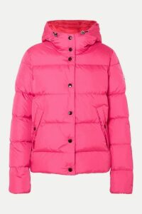 Moncler - Quilted Shell Down Jacket - Pink