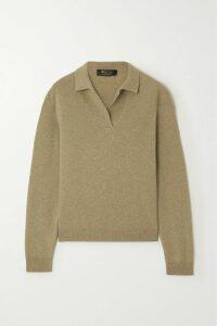 Dolce & Gabbana - Leopard-print Silk-blend Georgette Shirt - Leopard print
