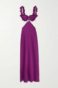 Dolce & Gabbana - Leopard-print Wool-crepe Skirt - Leopard print