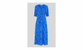 Monika Twig Print Dress