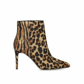 Aldo Weima - Animal Print Heeled Ankle Boot