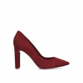 Aldo Febriclya - Red Block Heel Court Shoes