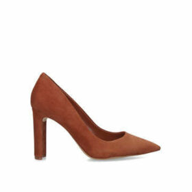 Aldo Febriclya - Rust Block Heel Court Shoes