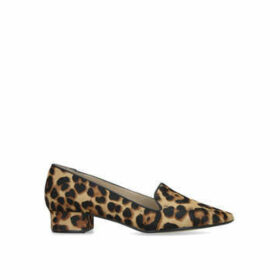 Aldo Vigoma - Animal Print Block Heel Loafer