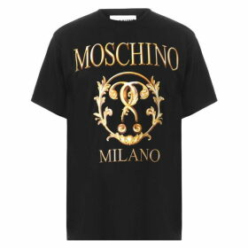 Moschino Question T Shirt